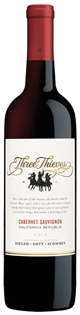 Three Thieves Cabernet Sauvignon 750ml - Case of 12